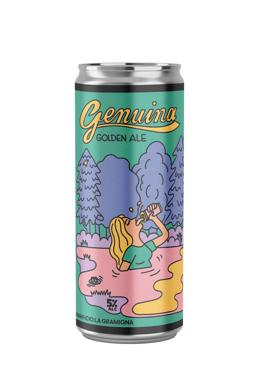 Birra La Gramigna - Genuina