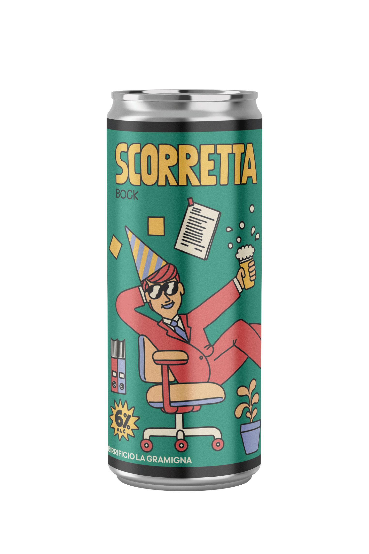 Birra La Gramigna - Scorretta