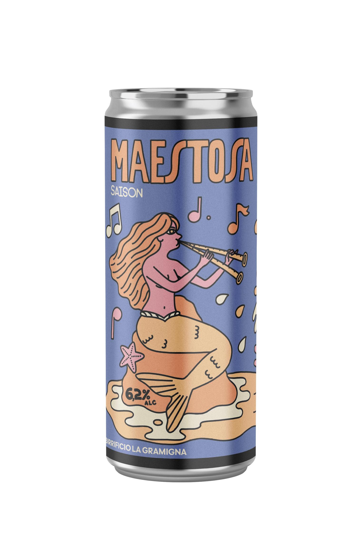Birra La Gramigna - Maestosa