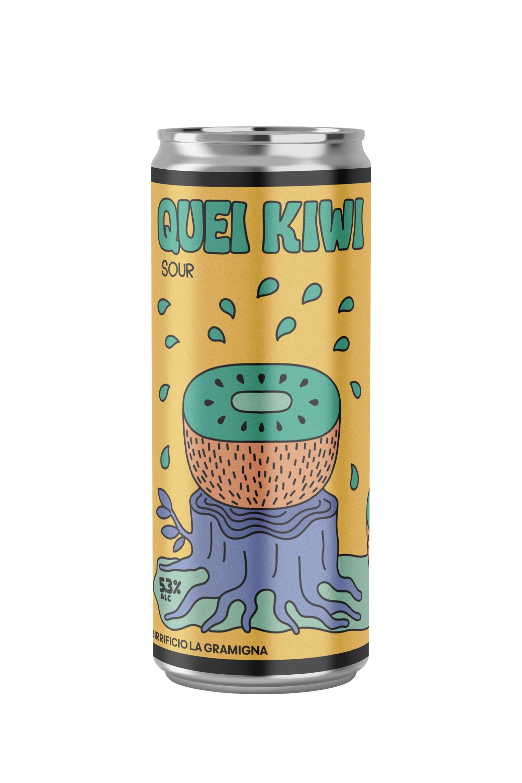 Birra La Gramigna - Quei Kiwi