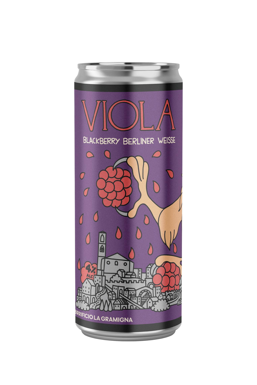 Birra La Gramigna - Viola
