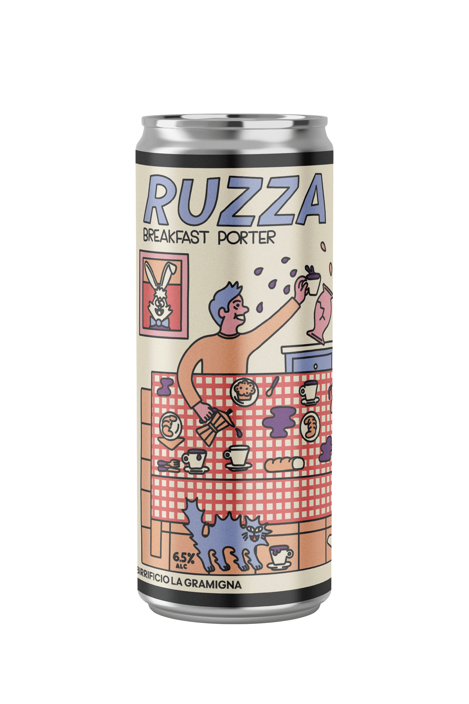 Birra La Gramigna - Ruzza